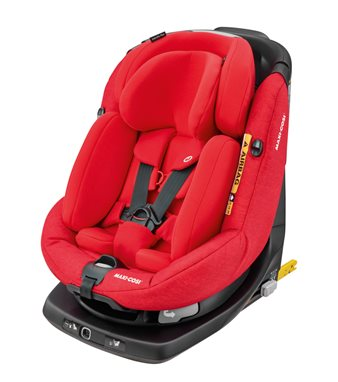 Maxi-cosi AxissFix Plus Nomad Red