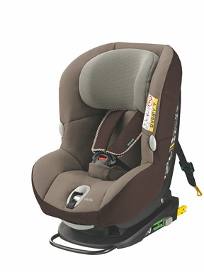 Maxi-Cosi Milo Fix Earth Brown