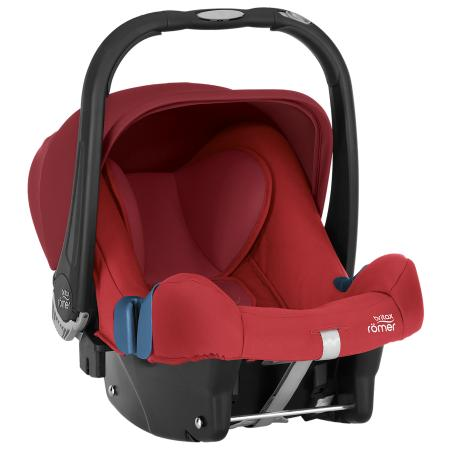 Britax Römer Baby Safe Plus SHR II Flame Red
