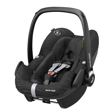 Maxi-Cosi Pebble Plus Scribble Black