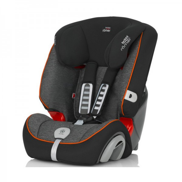 Britax Römer Evolva 1-2-3 Plus Black Marble