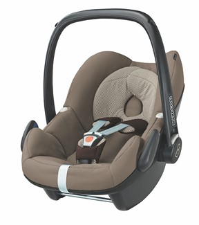 Maxi-Cosi Pebble Earth Brown
