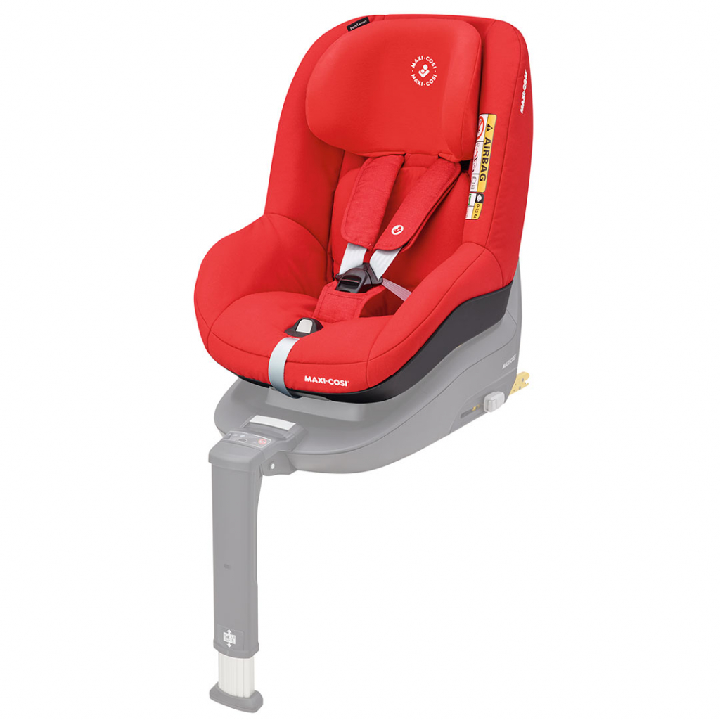Maxi-Cosi Pearl Smart i-Size Nomad red