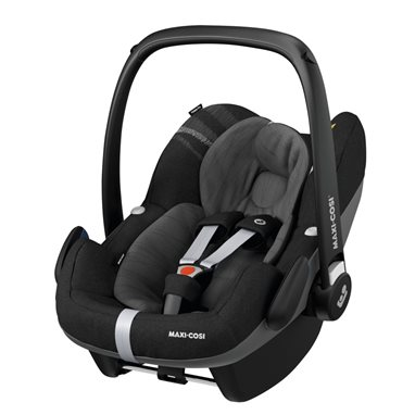 Maxi-cosi Pebble Pro i-Size Freguency Black