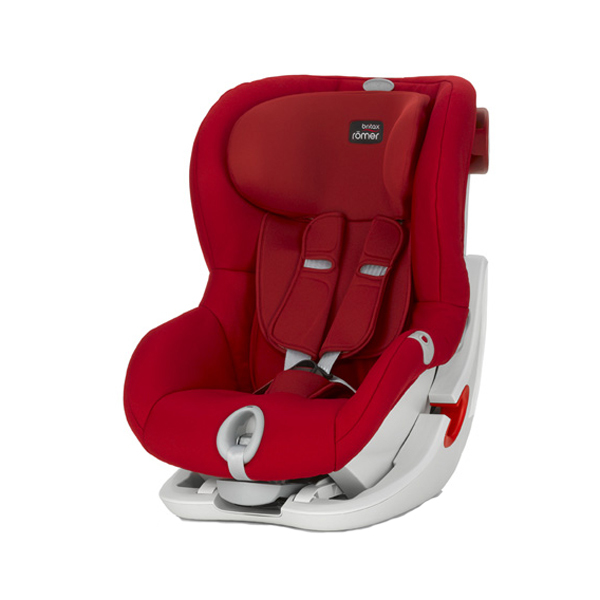 Britax Römer King II LS Flame Red